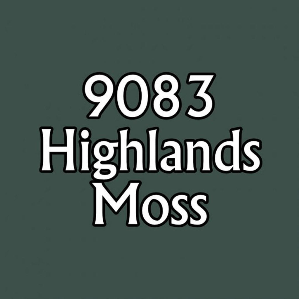 Highlands Moss