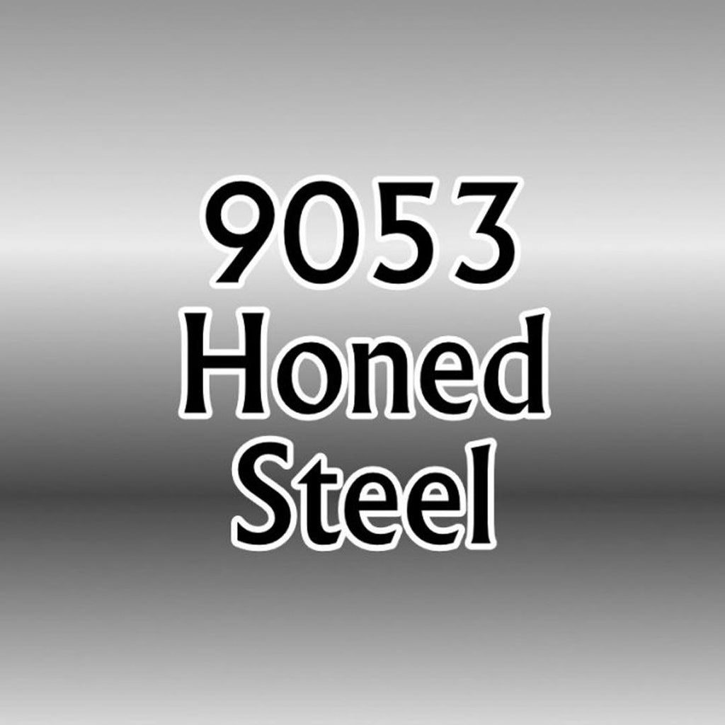 Honed Steel