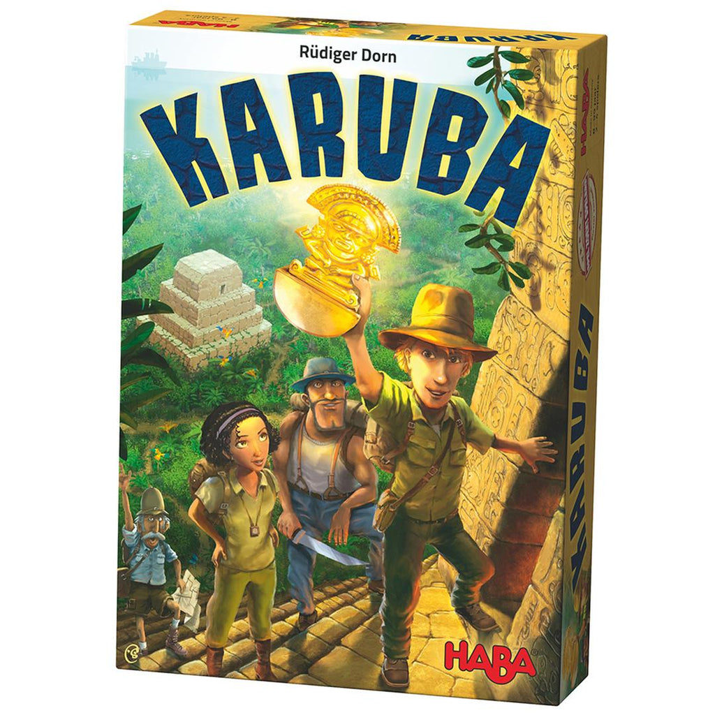 Karuba: Tile Laying Puzzle Game