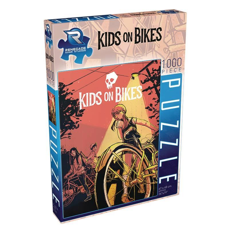 Kids on Bikes 1000 PC Puzzle