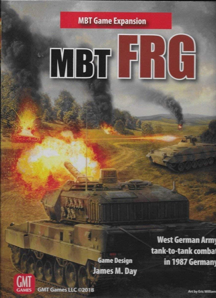 MBT: FRG (Federal Republic of Germany)