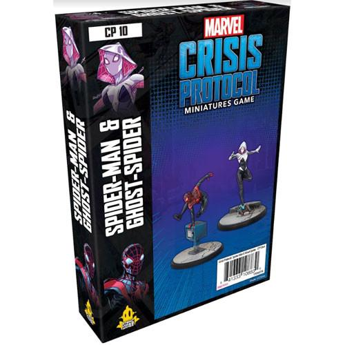 Marvel Crisis Protocol: Spiderman & Ghost Spider