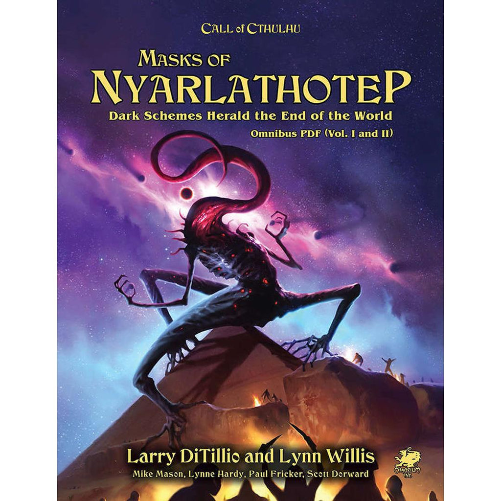 Masks of Nyarlathotep