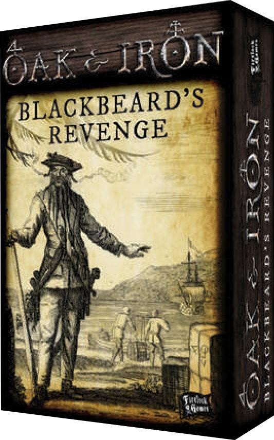 Oak & Iron: Blackbeard's Revenge