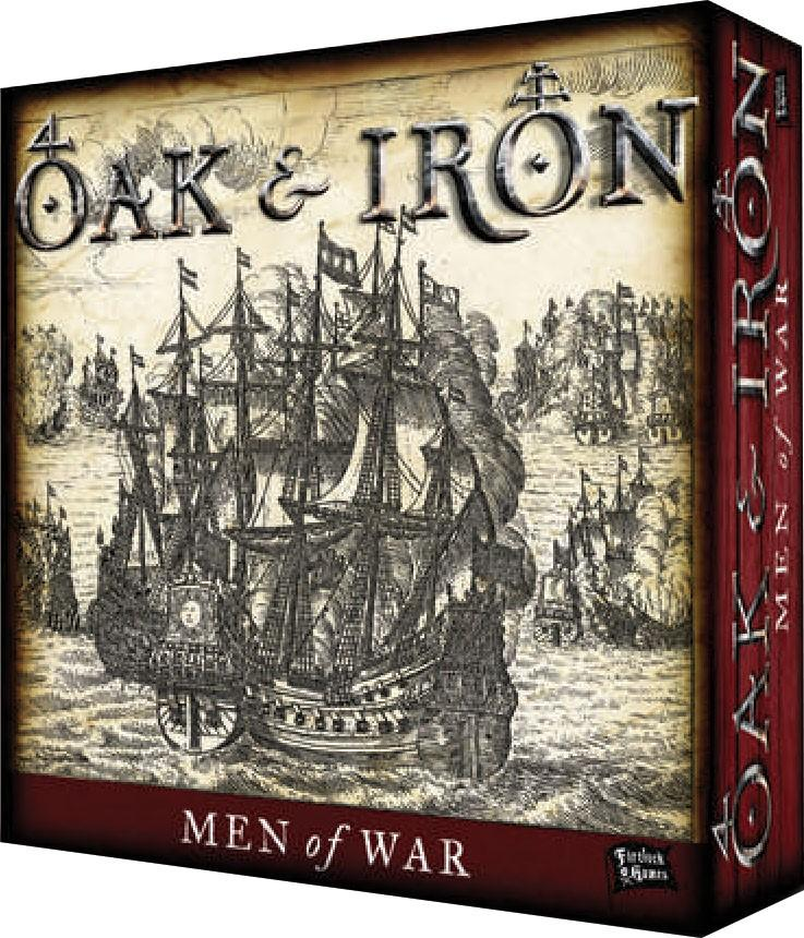 Oak & Iron: Men of War