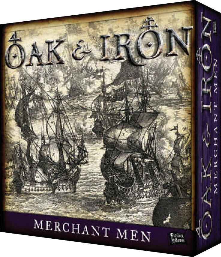 Oak & Iron: Merchant Men