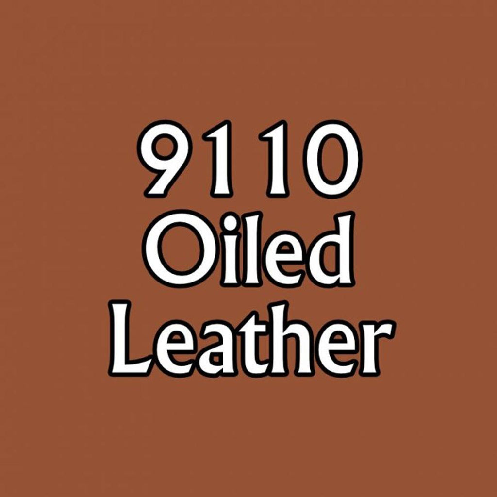 Oiled Leather