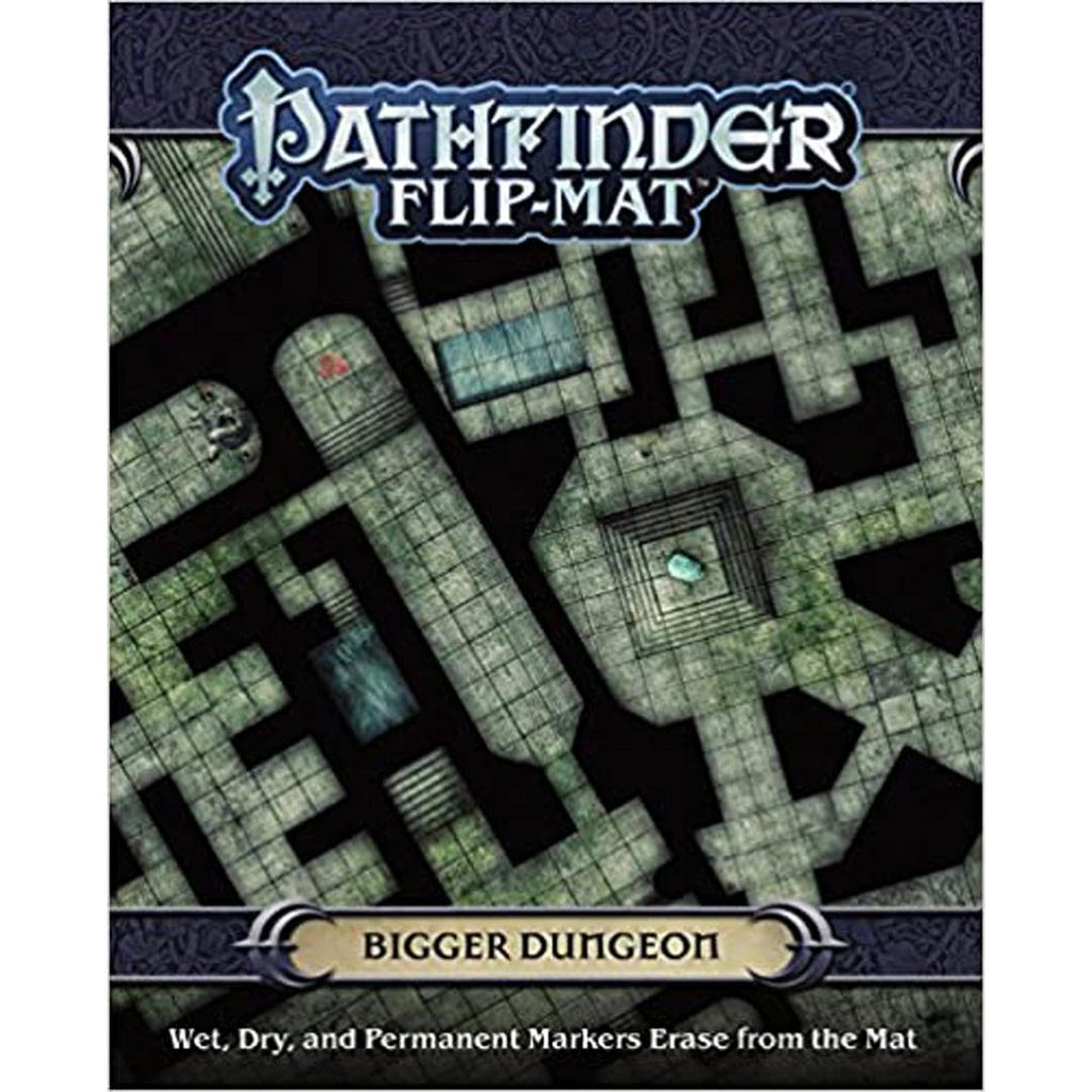 Pathfinder Flip-Mat: Bigger Dungeon
