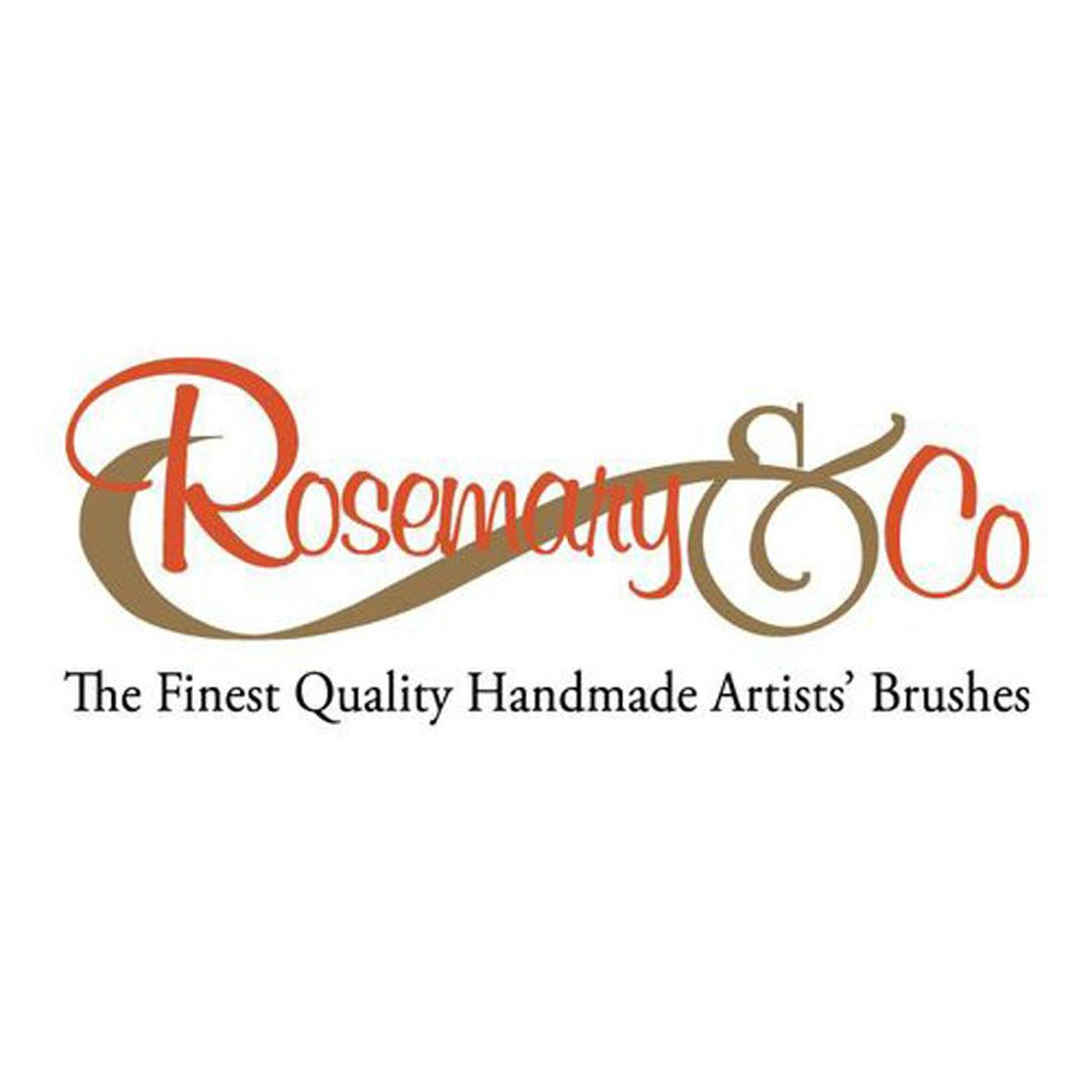 Rosemary & Co. Series 33 Kolinsky Sable Brush Size 000