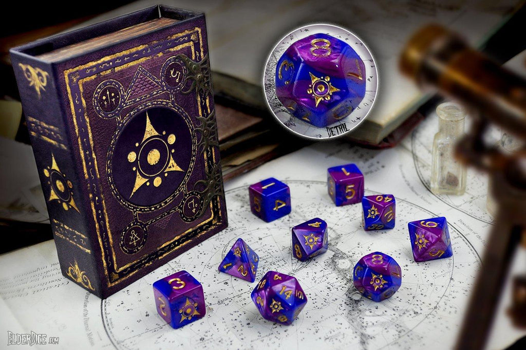 Seal of the Dreamlands COoS Elder Dice 2020