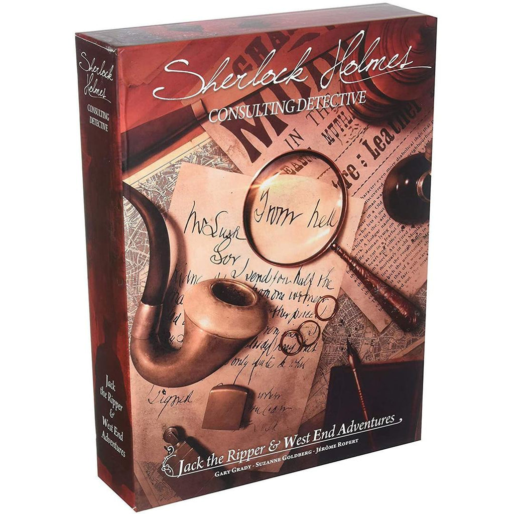 Sherlock Holmes Consulting: Detective Jack the Ripper & West End Adventures