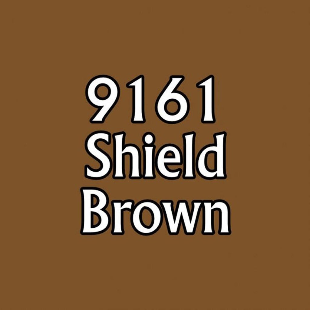 Shield Brown
