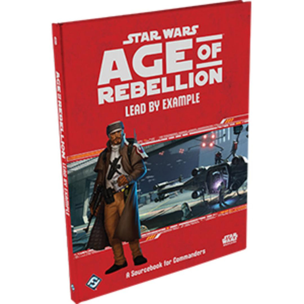 Star Wars: Age of Rebellion - Lead by Example