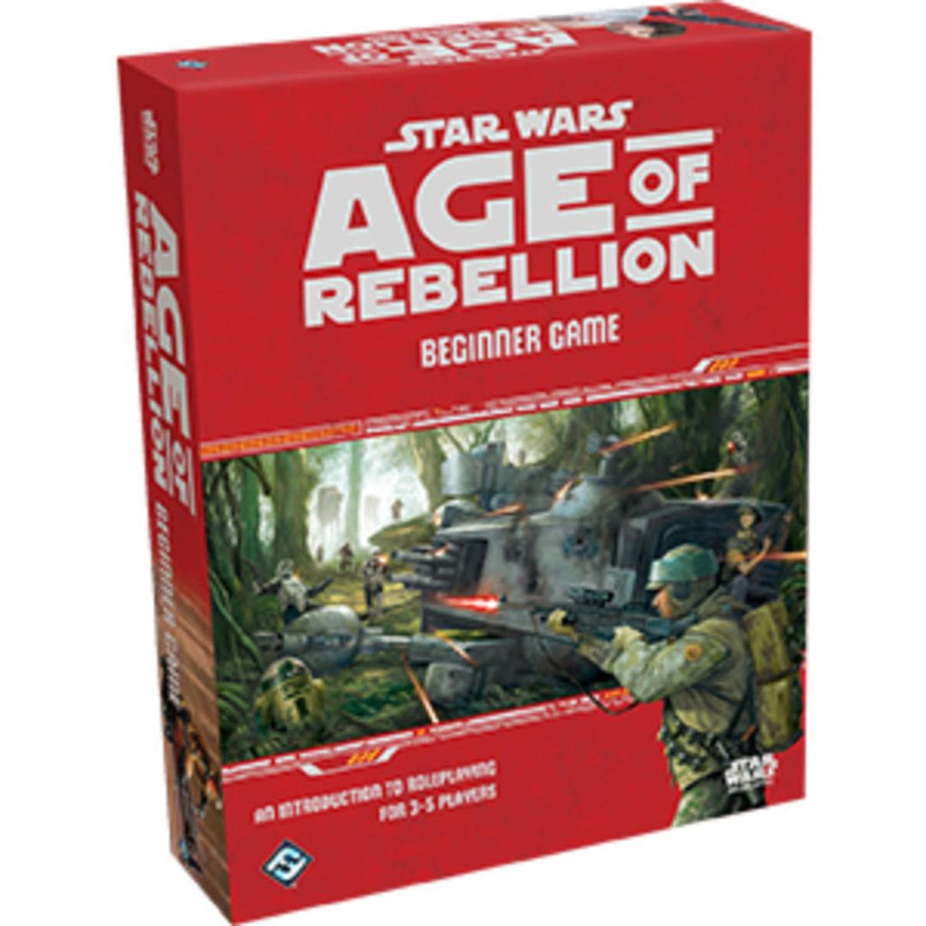 Star Wars: Age of Rebellion Beginner Game