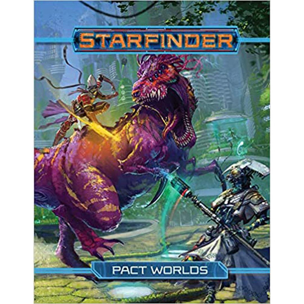 Starfinder Roleplaying Game: Pact Worlds