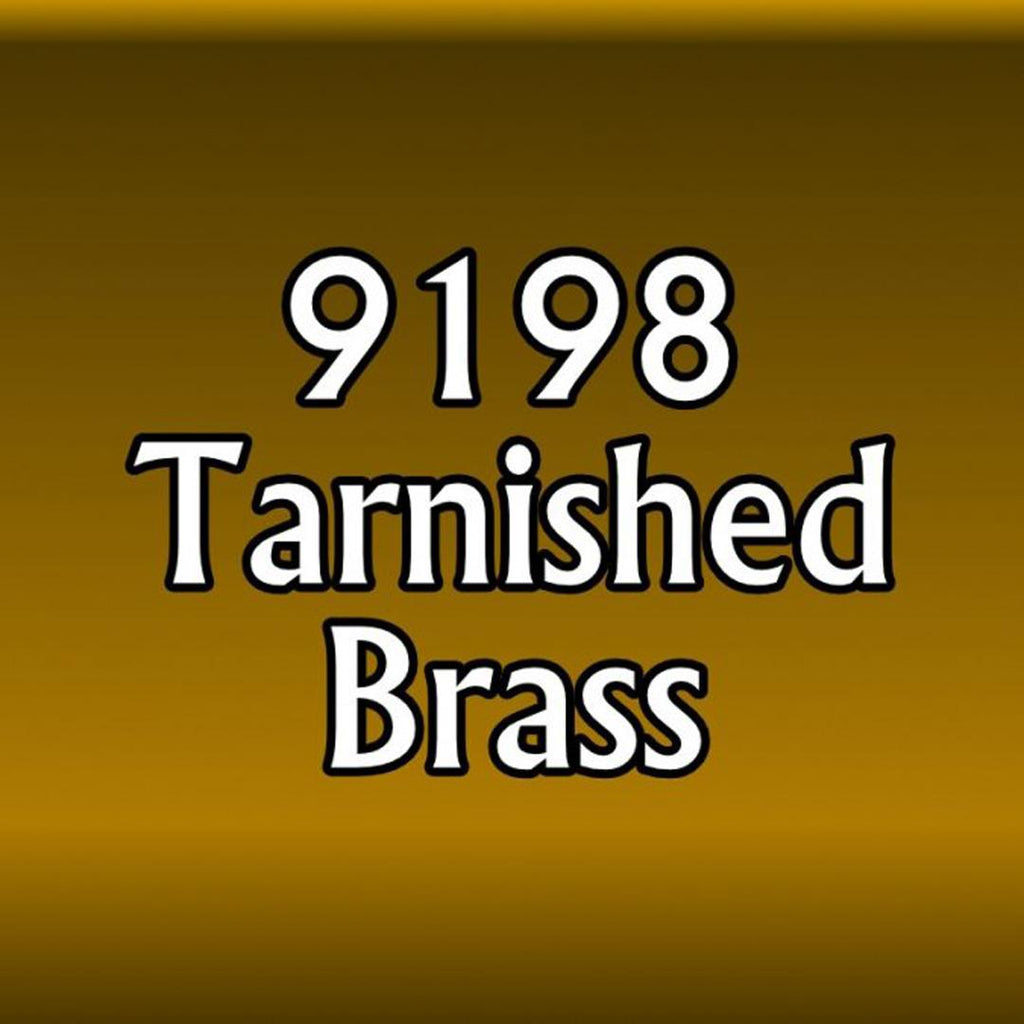 Tarnished Brass