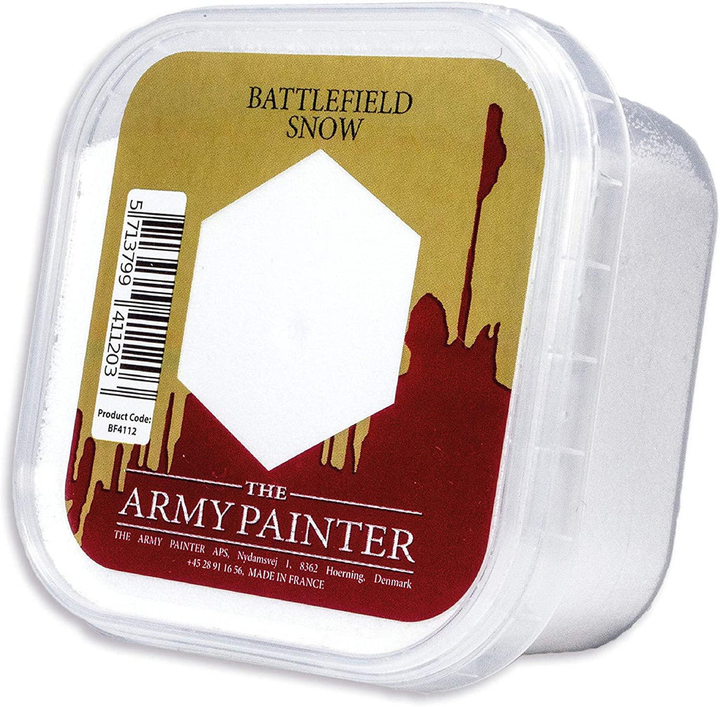 The Army Painter Battlefield Essential Series: Battlefield Snow