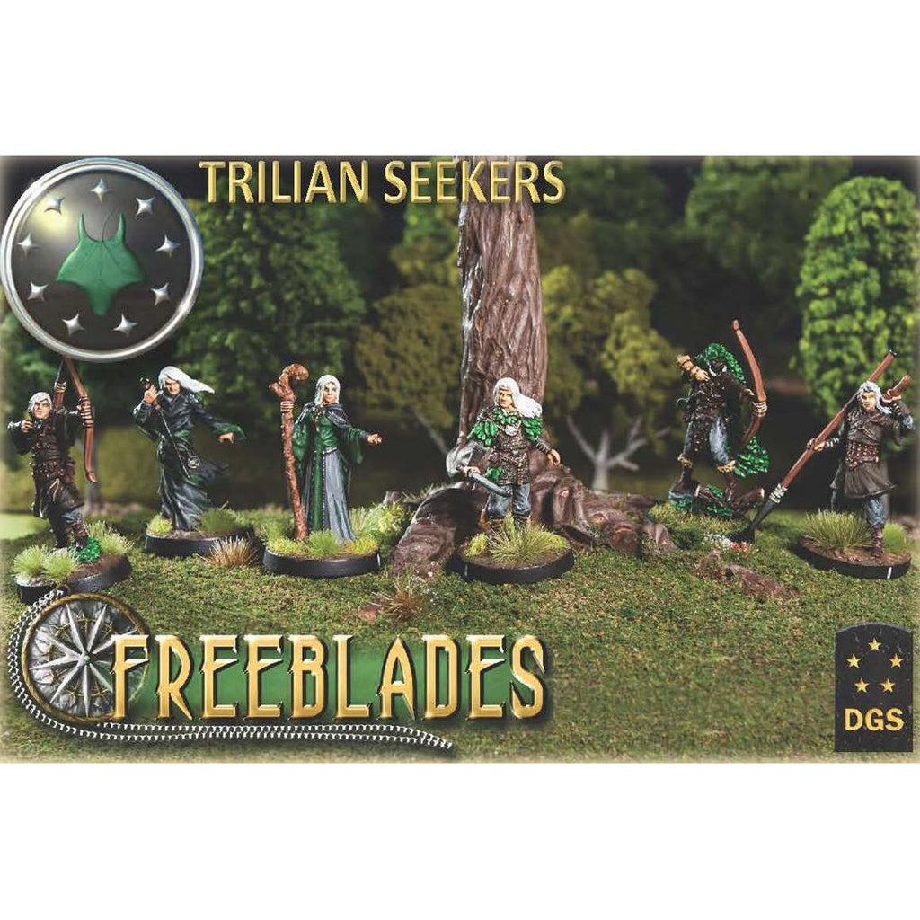 Trilian Seekers Starter Box