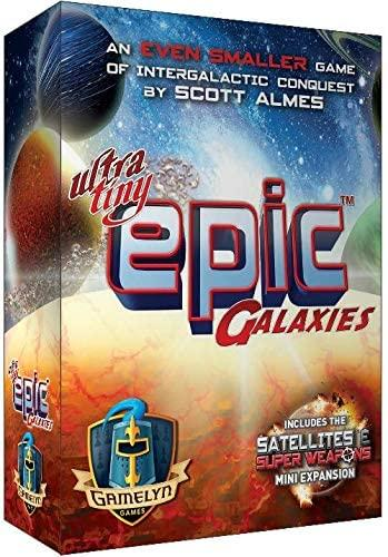 Ultra Tiny Epic Galaxies: The Universe in your Pocket!