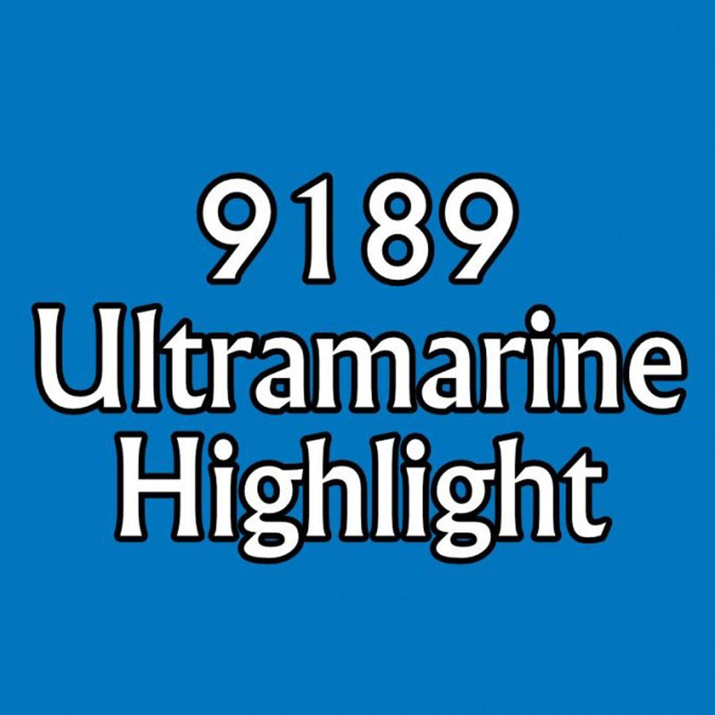 Ultramarine Highlight