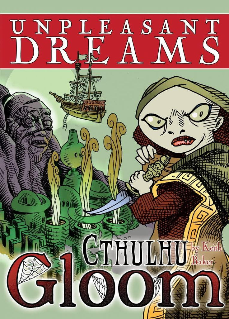 Cthulu Gloom: Unpleasant Dreams Expansion