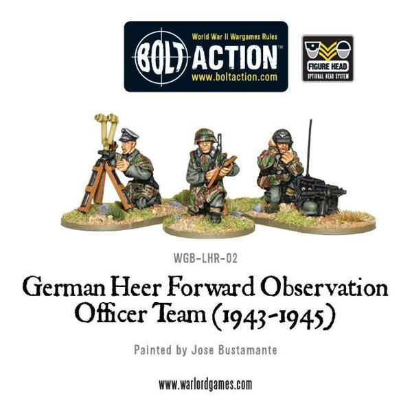 German Forward Observation Team