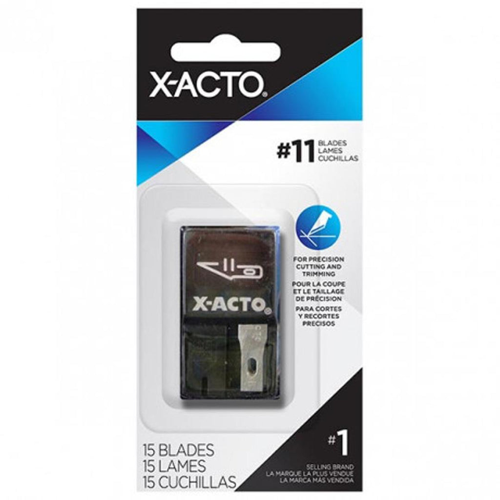 X-Acto Blade #11 Dispenser (15)