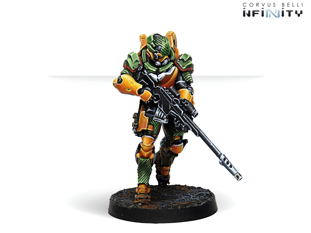 Yu Jing Haidao Special Support Group (Multi Sniper Rifle)