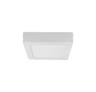 12W Square Surface Mounted Down Lights <Br><sub>ANWAR – SM110154</sub>