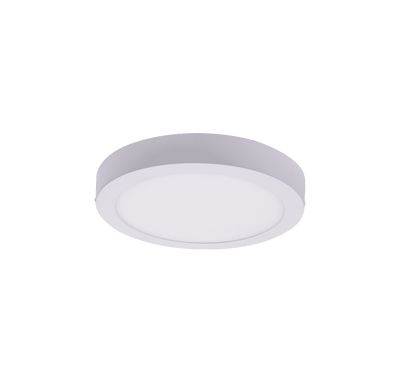 12W Round Surface Mounted Down Lights <Br><sub>ANWAR – SM110155</sub>