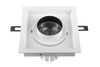 15W Square Recessed Adjustable Down Light  <Br><sub>LANA – DL110248</sub>