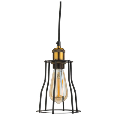 4W Filament Based Pendant Lamp Holder E27 Based <Br><sub>SHAMA – Pl880205</sub>