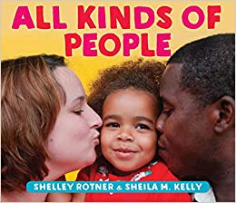 All Kinds of People - Board Book