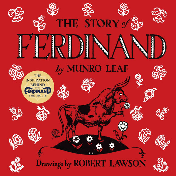 The Story of Ferdinand - large board book
