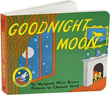 A Baby's Gift - Runaway Bunny & Goodnight Moon - board book set