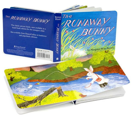 The Runaway Bunny - board book