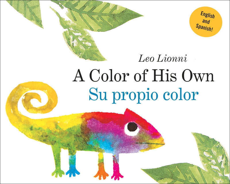 A Color of His Own (Bilingual)