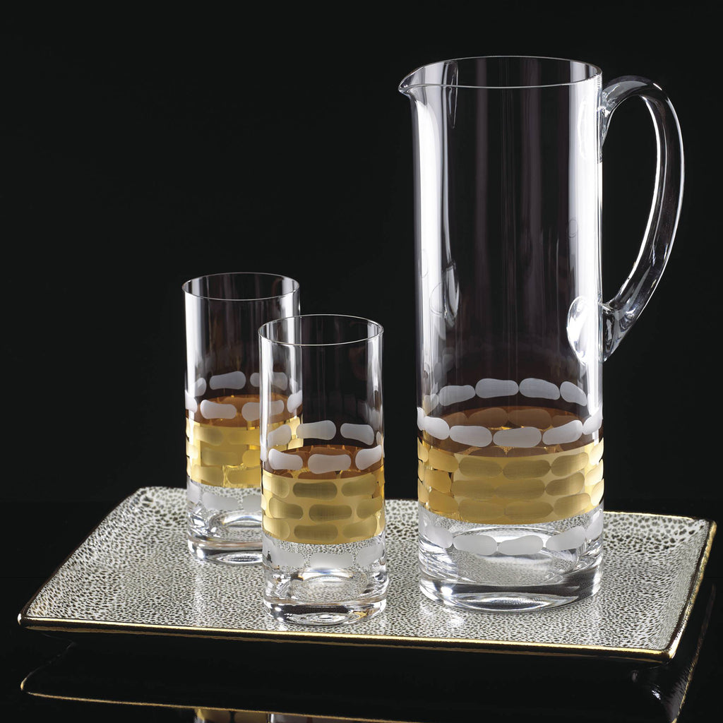 Truro glass drinkware and gift