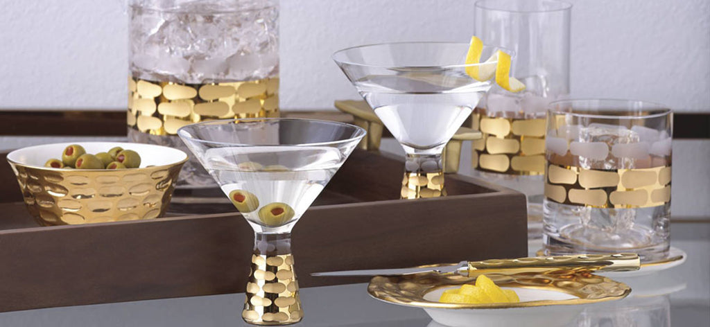 Truro glass-barware, wine stems, and gift