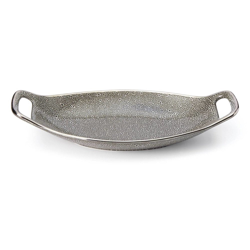 Panthera Platinum Tray with Handles