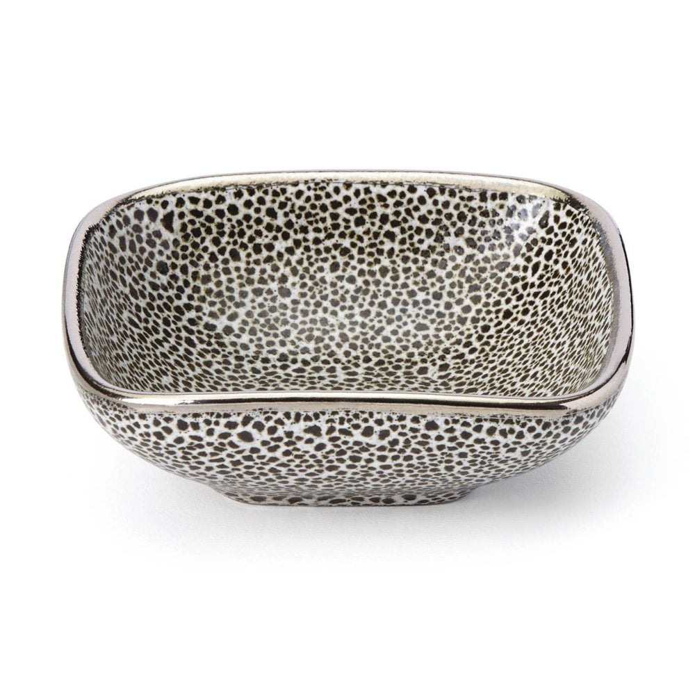 Panthera Platinum Small Bowl