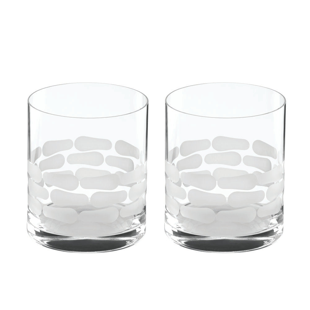 Truro Double Old Fashion set of 2