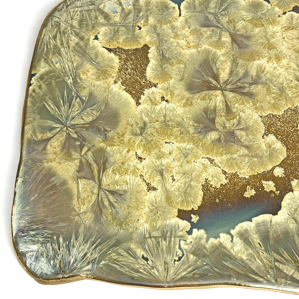 Borealis Gold Medium Tray