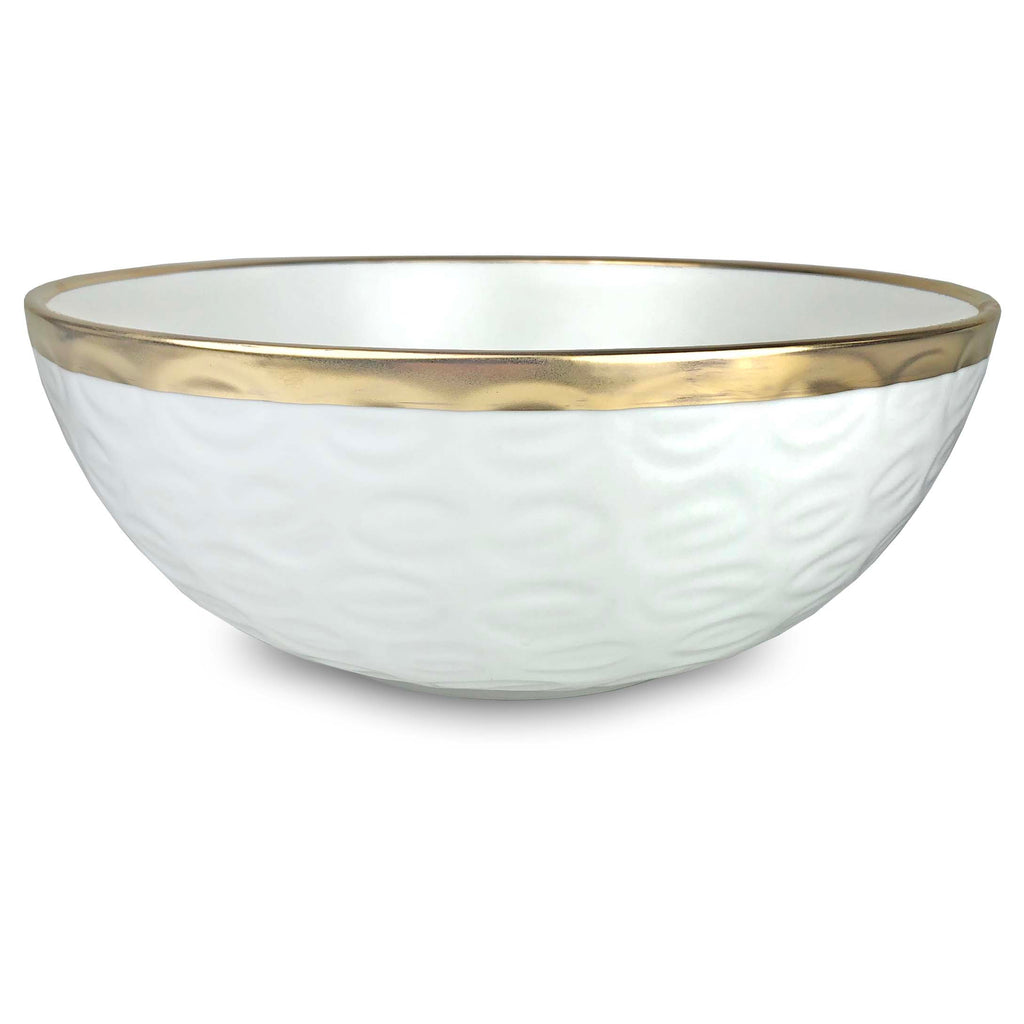 Truro Gold Large Bowl