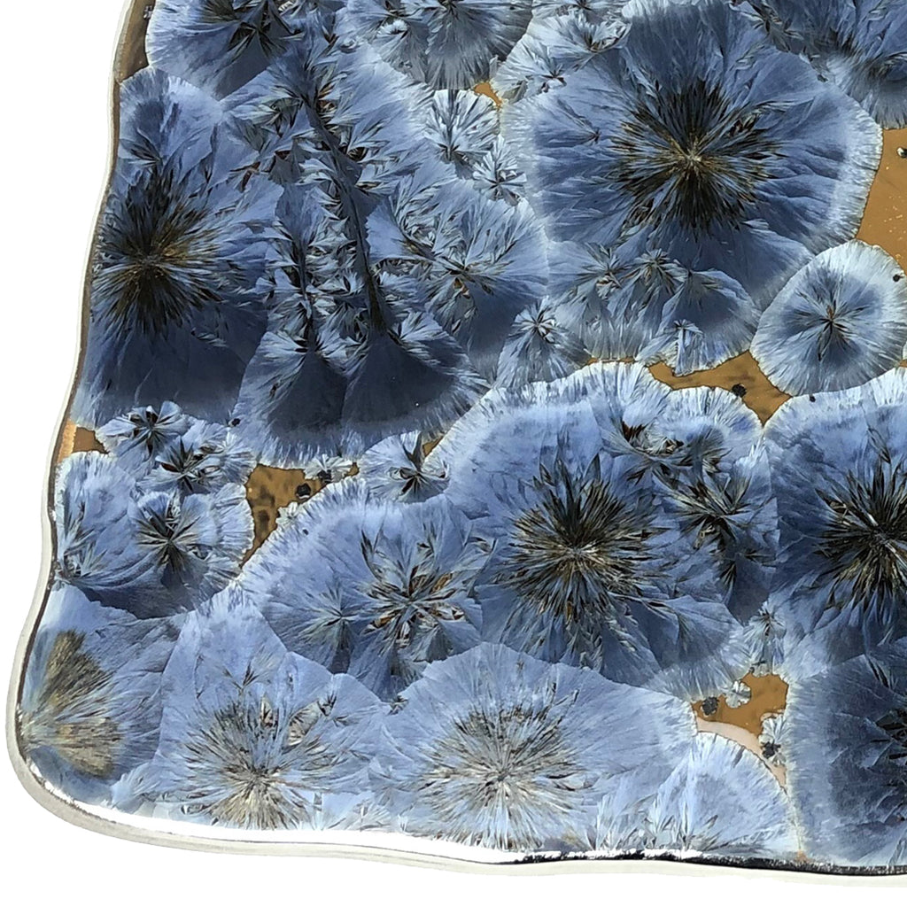 Borealis Frost Blue Large Tray