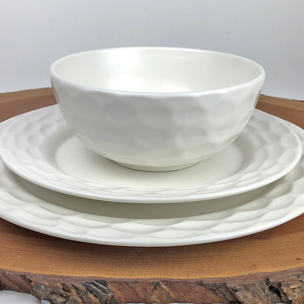 Truro Origin 3 Piece Set - Dinner, Salad, Bowl