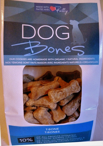 T-BONE - DOG BONES COOKIES