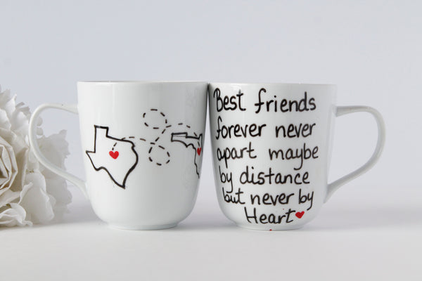 Best Seller Best Friends Mugs