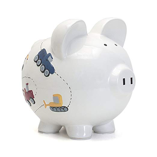 Personalized Boys Piggy Banks