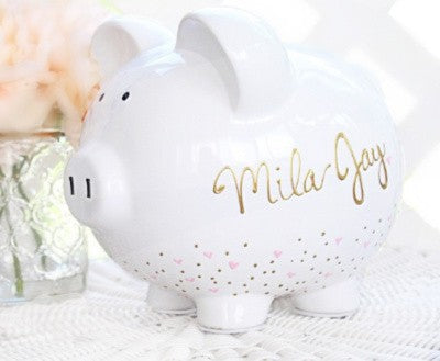 OUR TOP SELLING PIGGY BANK